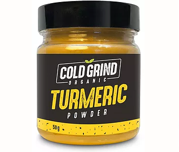 Turmeric Organic by Cold Grind
