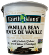 Vanilla Dairy-Free Yogurt with 1B Probiotic Cultures by Earth Island 150g