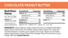 Chocolate Peanut Butter Bar by The Gluten Free Bar 58g