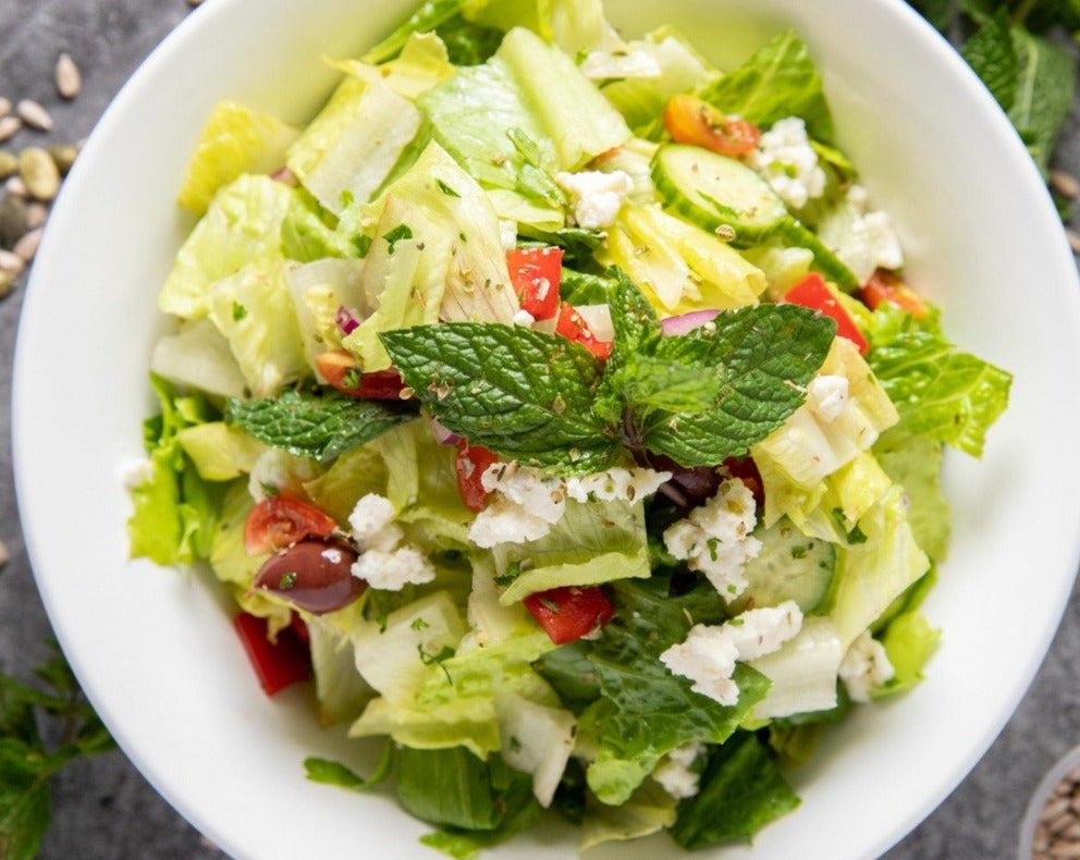 The Greek Salad by Vinaigrette