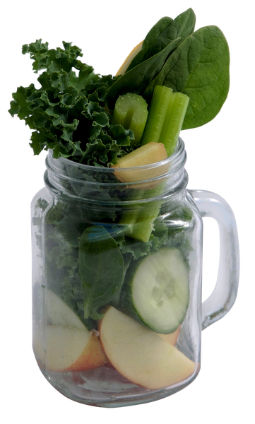 JOY-Apples and Greens Smoothie|JOIE-Smoothie-Pommes et légumes verts