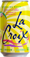 Limoncello Sparkling Water by LaCroix, 8 cans