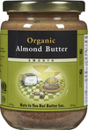Organic Almond Butter Smooth 365g by Nuts to You