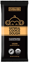 Oatmeal Cookie Dough Filled Bar by Evolved 71g