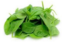 Organic Baby Spinach 142g