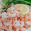 Wild Quebec Nordic Shrimp Frozen by Oysterblood 400g