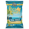 Sea Salt Rice Chips by Lundberg 170g