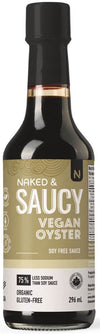 Organic Vegan Oyster Sauce by Naked Natural Foods 296ml