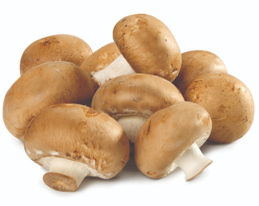 Crimini Mushrooms 8 oz