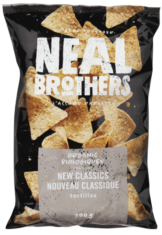 Organic New Classics Tortillas by NEAL Brothers 300g