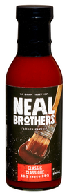 Classic BBQ Sauce by NEAL Brothers 350 ml