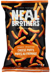 Organic Baked Cheese Puffs by NEAL Brothers 113g