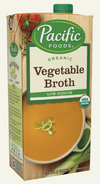 Vegetable Broth, Low Sodium by Pacific Foods, 946 ml, Organic