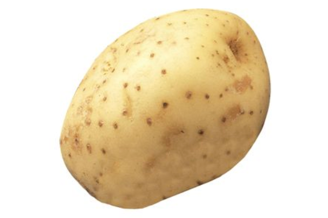 White Potato ~295g each