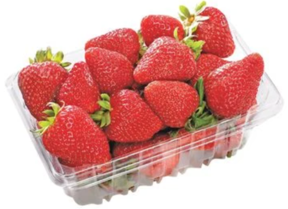 Strawberries 454g