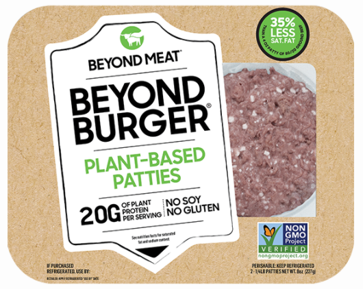 The Beyond Burger by Beyond Meat 226g
