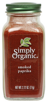Smoked Paprika by Simply Organic 77g