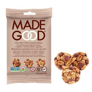 Chocolate Chip Granola Minis by Made Good 100g