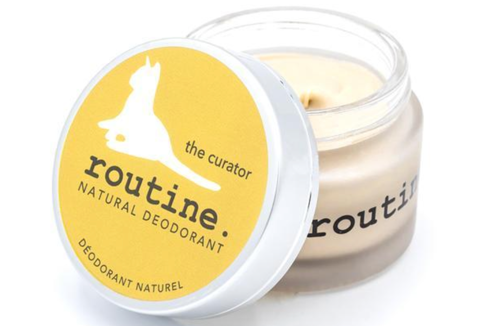 The Curator Baking Soda Free Deodorant by routine 58g