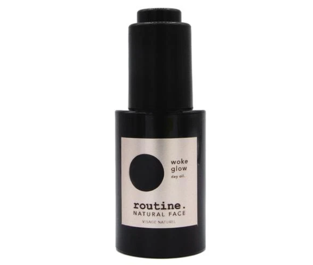 Woke Glow - Day Face Oil 30ml by routine