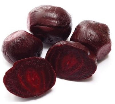 Organic Beets, Steamed & Peeled 398ml
