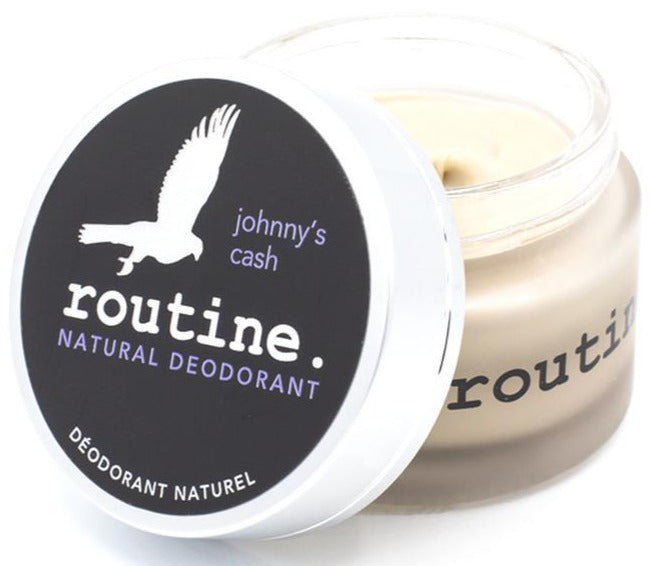 Johnny's Cash (vegan: no beeswax) Deodorant by routine 58g