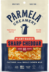 Cashew Sharp Cheddar Shreds by Parmela Creamery 198g