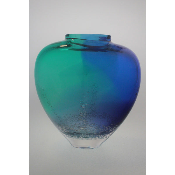 Flat Closed-Mouth Vase – SV11
