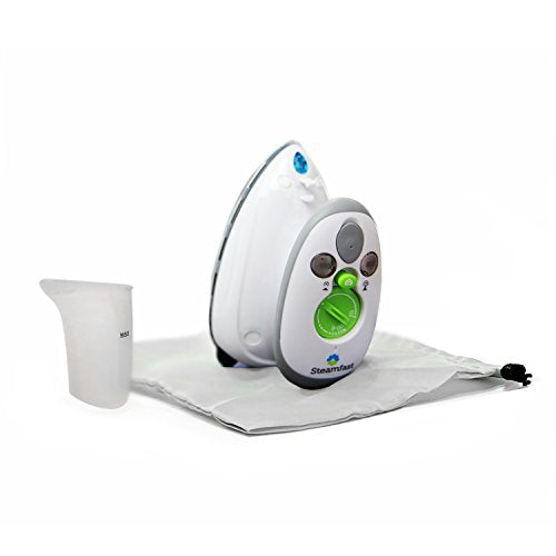 Steamfast SF-717 Home-and-Away Mini Steam Iron - FitsByDesign