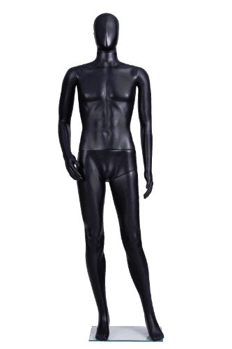 Male Full Clothing Display Mannequin - FitsByDesign