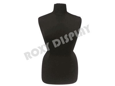 Size 14-16 Plus Size White Female Dress Form Mannequin - FitsByDesign
