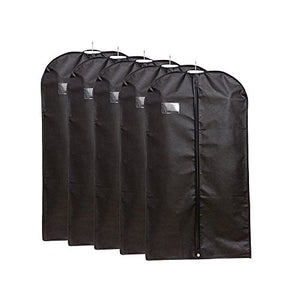 "Ezihom 42"" Breathable Garment Bags - FitsByDesign"