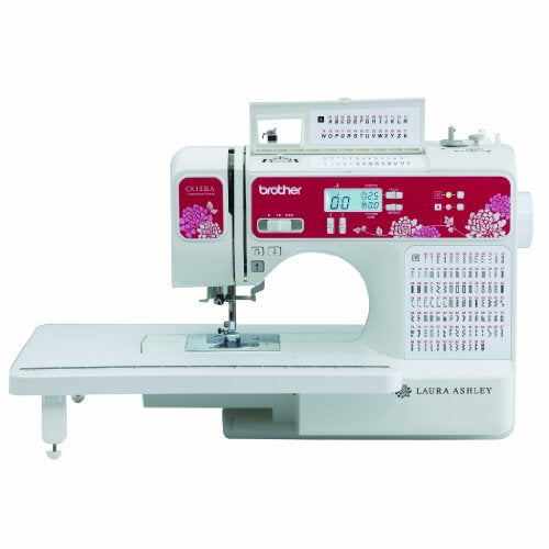 Laura Ashley Limited Edition CX155LA Computerized Sewing & Quilting Machine - FitsByDesign