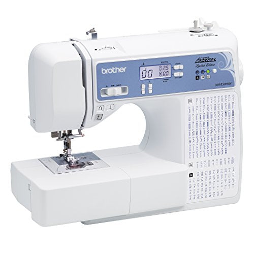 Brother Sewing XR9550PRW Computerized Sewing Machine - FitsByDesign