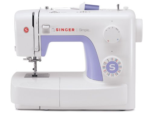 Singer 3232 Simple Sewing Machine with Automatic Needle Threader, 32 Stitches - FitsByDesign