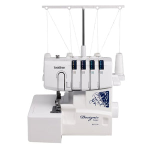 Brother Designio Series DZ1234 Serger - FitsByDesign
