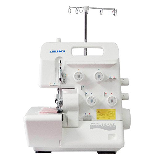 JUKI MO654DE Portable Thread Serger Sewing Machine - FitsByDesign