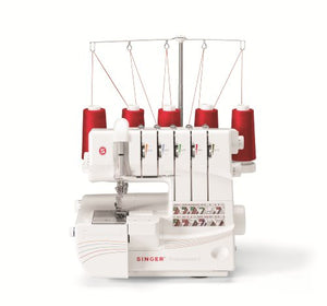 SINGER 14T968DC Professional 5 5-4-3-2 Thread Capability Serger - FitsByDesign