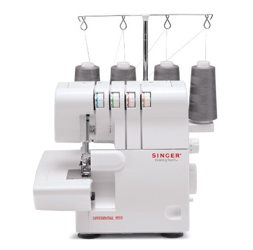 SINGER 14SH6540 Differential-Feed Serger Sewing Machine - FitsByDesign