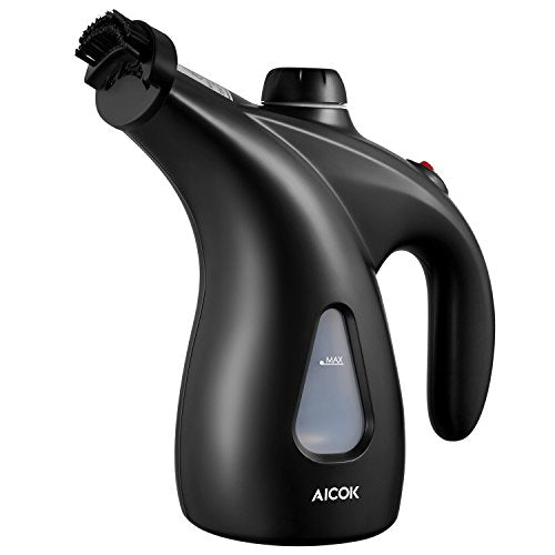 Aicok 200ml High Capacity 900W Fast-Heat Powerful Handheld Travel Clothes Steamer - FitsByDesign