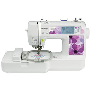 Brother PE525 Embroidery Machine - FitsByDesign
