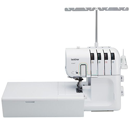 Brother 3234DT 2, 3, or 4 Thread Serger with Differential Feed - FitsByDesign
