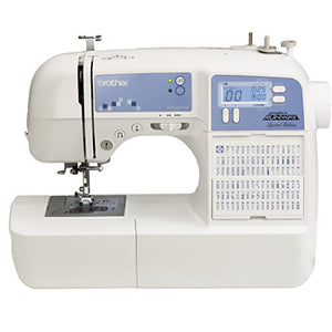 Brother XR9500PRW Project Runway Limited Edition Sewing Machine - FitsByDesign