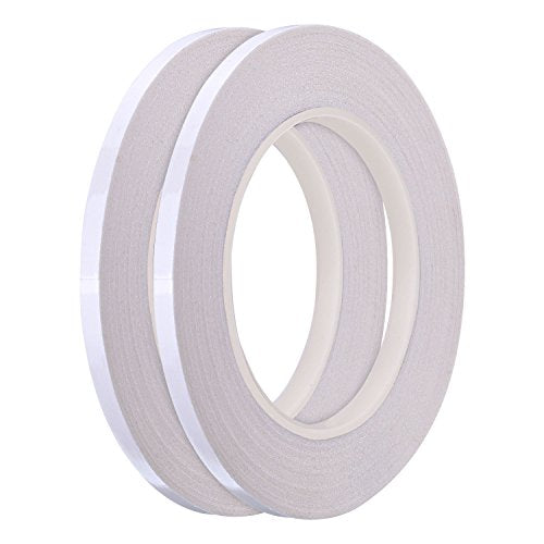 Hotop 2 Pack 1/4 Inch Quilting Sewing Tape Wash Away Tape, Each 22 Yard - FitsByDesign