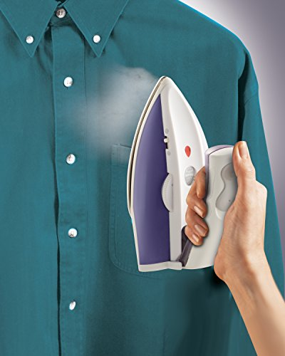 Hamilton Beach Travel Iron with Steam (10092) - FitsByDesign