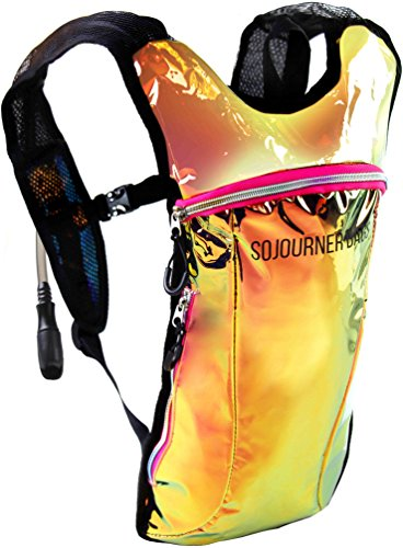 SoJourner Hydration Pack Backpack  (2L Water Bladder included) - FitsByDesign
