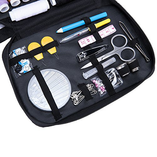 Sewing Kit Bundle with 91 Sewing Accessories - FitsByDesign
