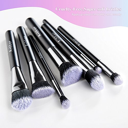 18 pc Professional Make up Brushes - FitsByDesign