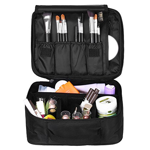 Lightweight Cosmetic Bag Makeup Bag Portable Makeup Travel Bag - FitsByDesign