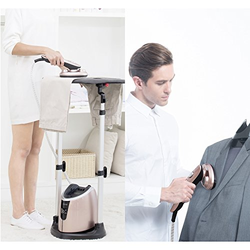 SALAV Professional  Iron Steam Station with Vertical Steaming & Dry Ironing Function - FitsByDesign